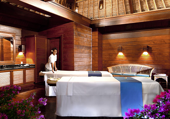 Luksusowy nikko bali resort spa premium for Articulos para decorar interiores