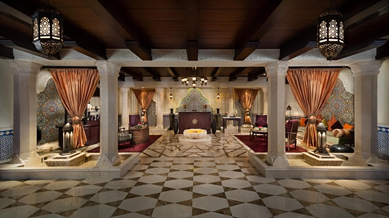 Emirates Palace Recepcja Spa